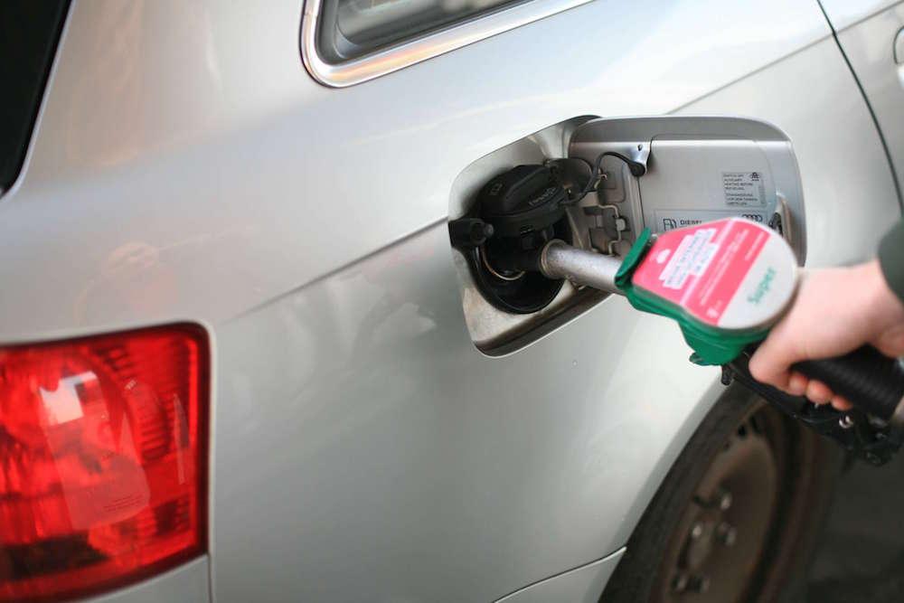 Benzin im diesel