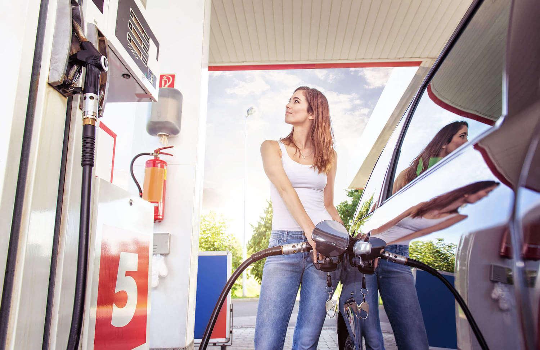 Diesel statt Benzin