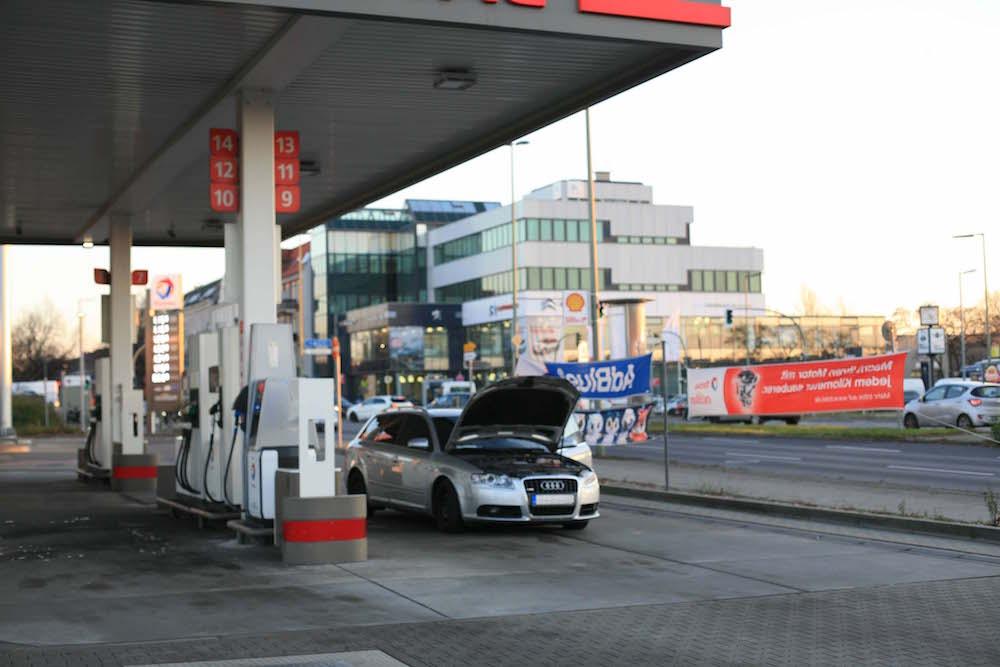 Diesel abpumpen Berlin