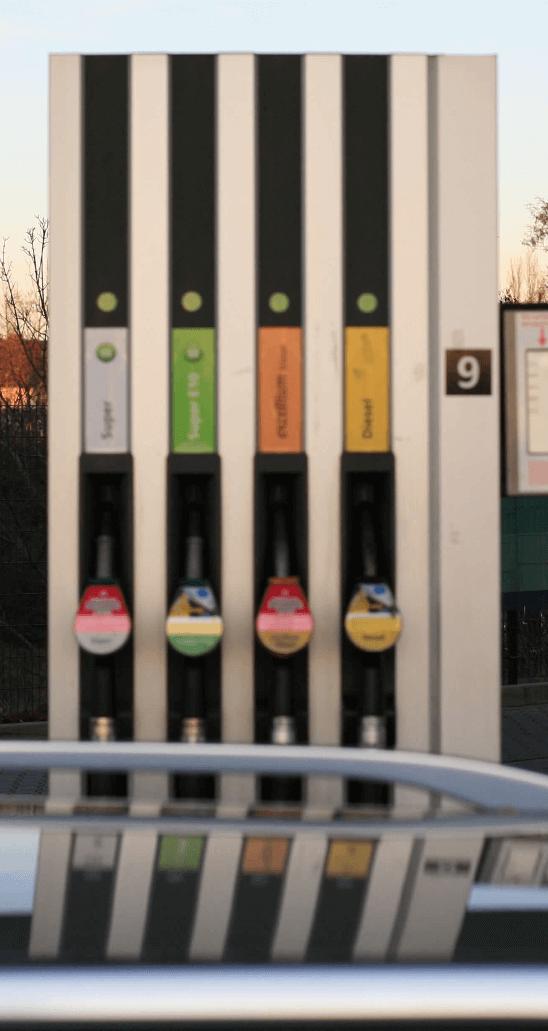 Was tun wenn Benzin im diesel ist